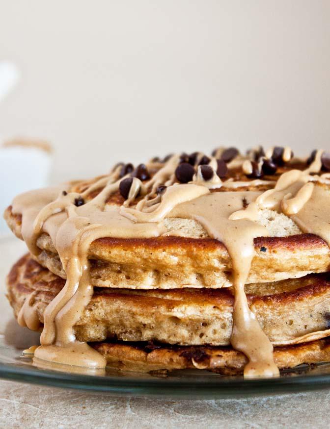 espresso pancakes