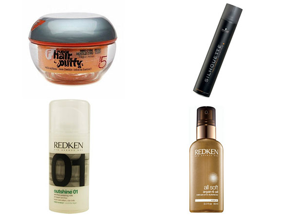 Essential winter hair products