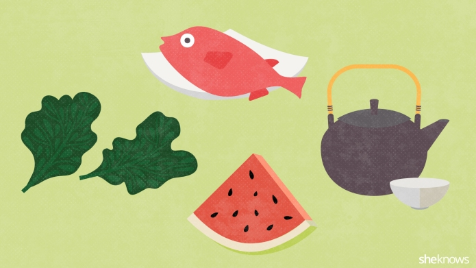 Food and nutrients you should be