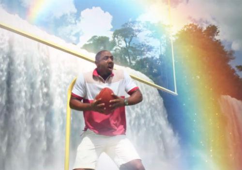 Football Rainbow