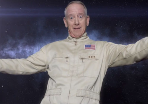 Archie Manning in spaaaace
