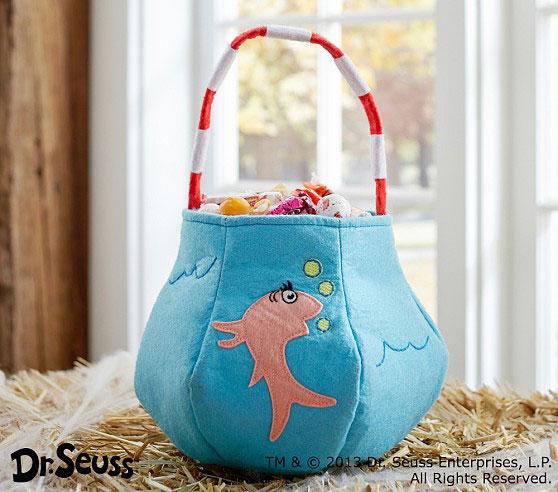 Fishbowl bag