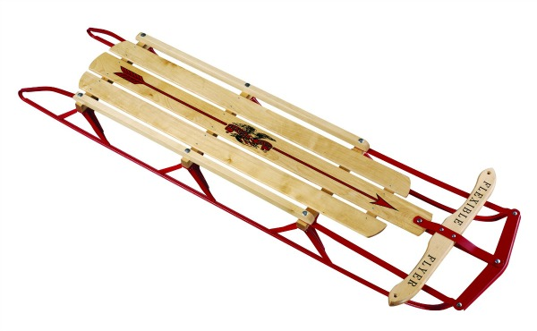 Flexible Flyer Steel Runner Sled