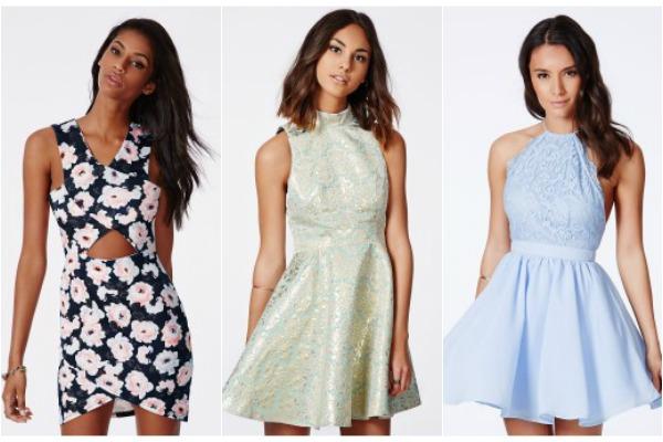 High Tea-style dresses