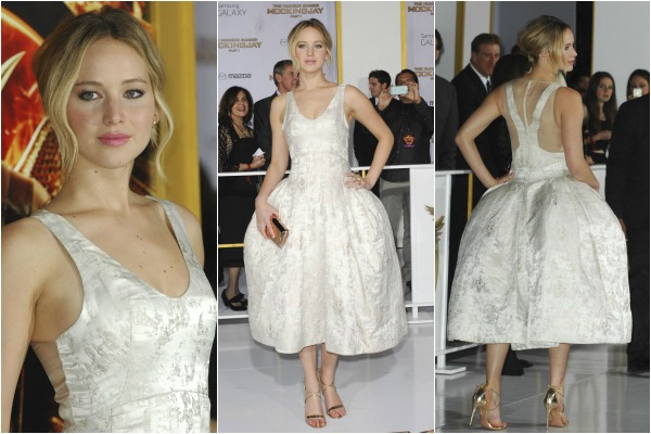 Hunger Games: Mockingjay Part One premiere