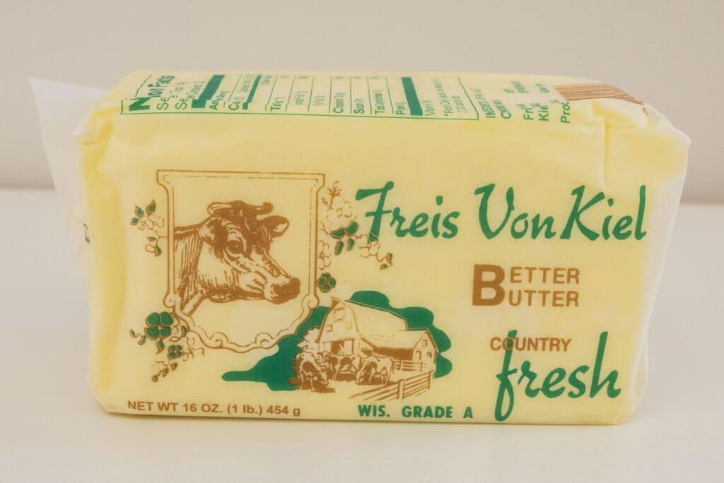 Finding the Best Butter: Best Small Producer, Freis von Kiel