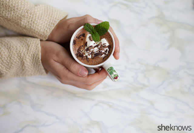 French Style Hot Chocolate 3