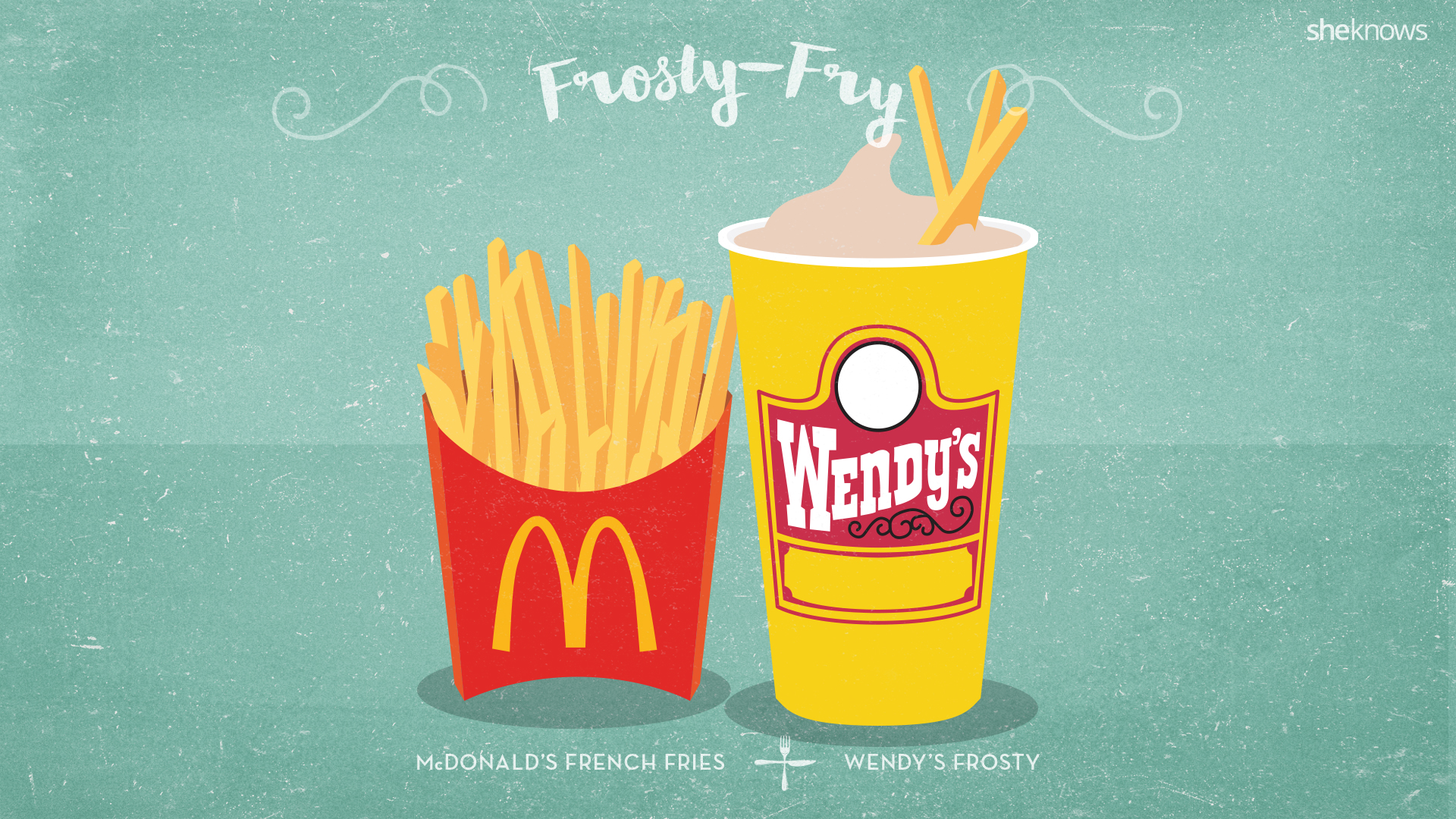 frosty fry