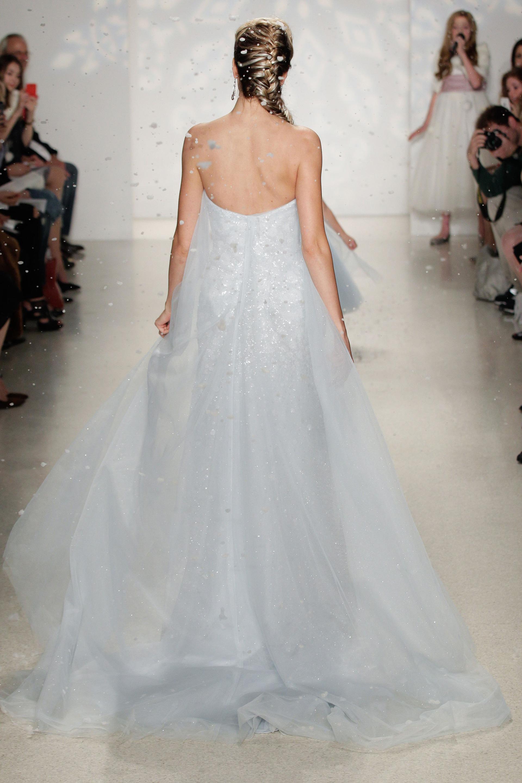 Frozen inspired gown 2