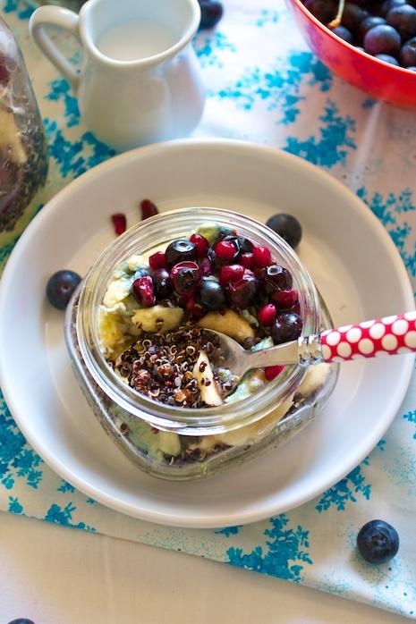 fruit-egg-quinoa-parfait