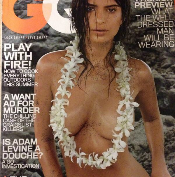 GQ cover June