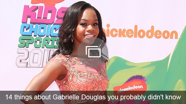Gabrielle Douglas slideshow