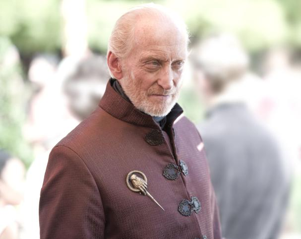 Tywin Lannister in Game of Thrones