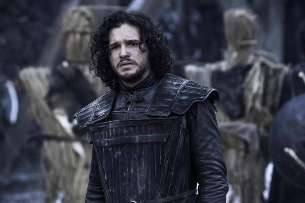 Jon Snow in Game of Throne