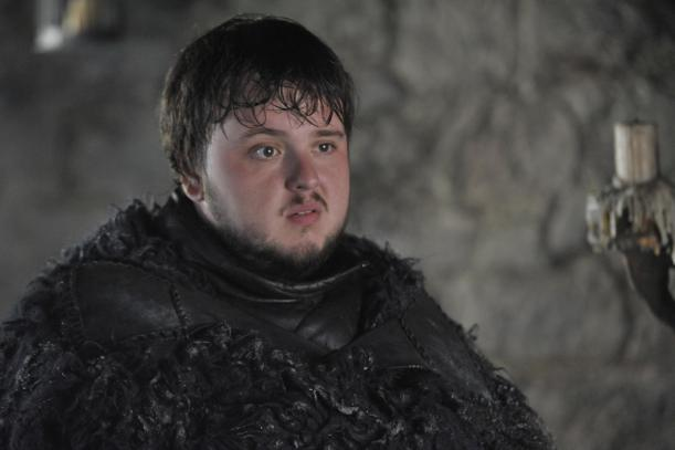 Sam in Game of Thrones
