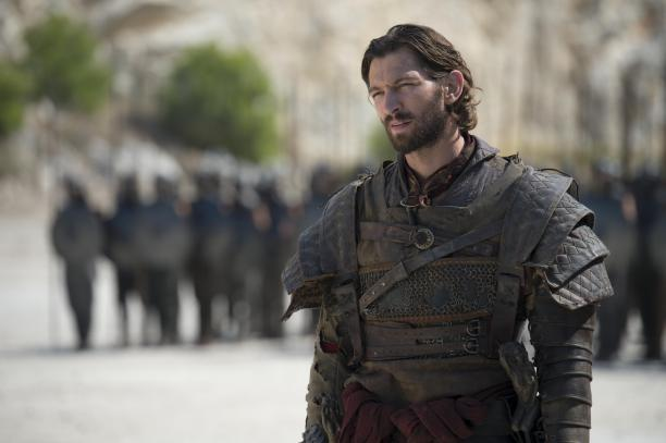 Daario in Game of Thrones