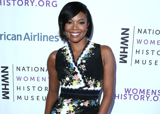 Gabrielle Union arrives at the National Women's History Museum's 7th Annual Women Making History Awards