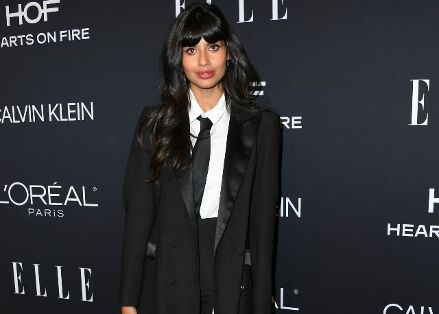 Jameela Jamil attends the 25th Annual ELLE Women in Hollywood Celebration at Four Seasons Hotel