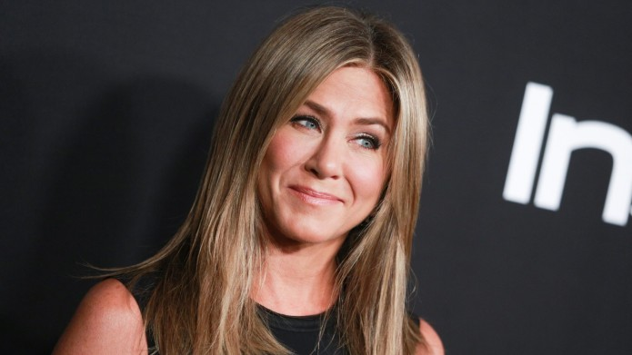 Jennifer Aniston attends the 2018 InStyle