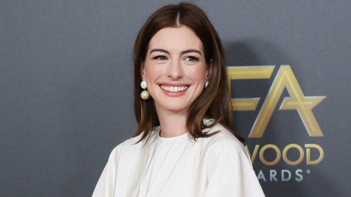 Anne Hathaway attends the 22nd Annual