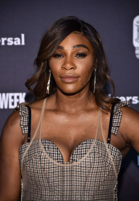 Moments That Defined Parenthood in 2018: Serena Williams on Postpartum Depression
