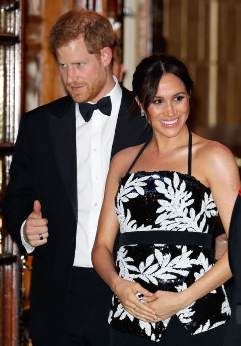 Moments That Defined Parenthood in 2018: Meghan & Harry's Pregnancy
