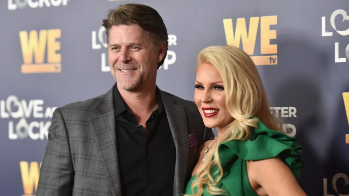 Slade Smiley and Gretchen Rossi attend