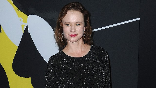 Thora Birch arrives for Annapurna Pictures, Gary Sanchez Productions And Plan B Entertainment's World Premiere Of 'Vice'