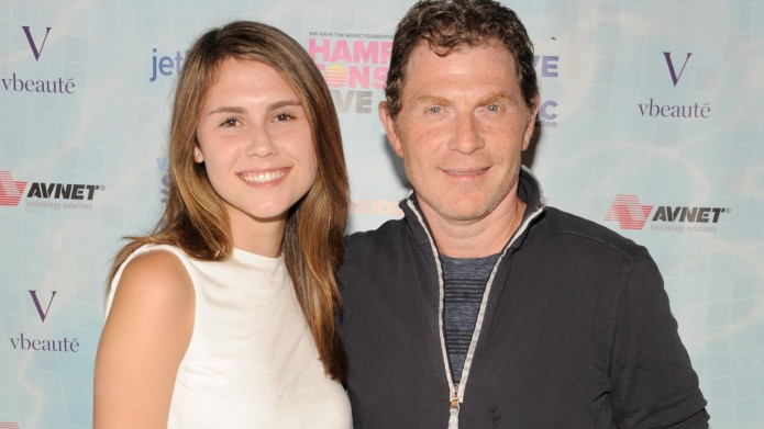 Sophie and Bobby Flay at VH1