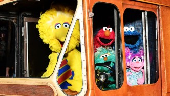 'Sesame Street' Introduces First Homeless Muppet