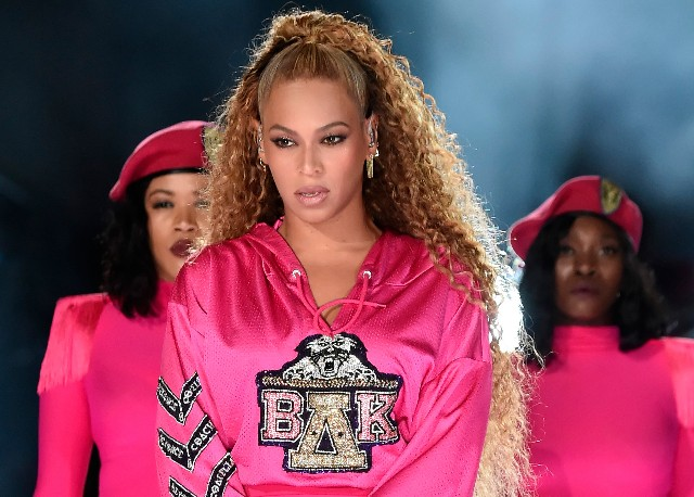 Beyoncé Knowles performs onstage during the 2018 Coachella Valley Music And Arts Festiva