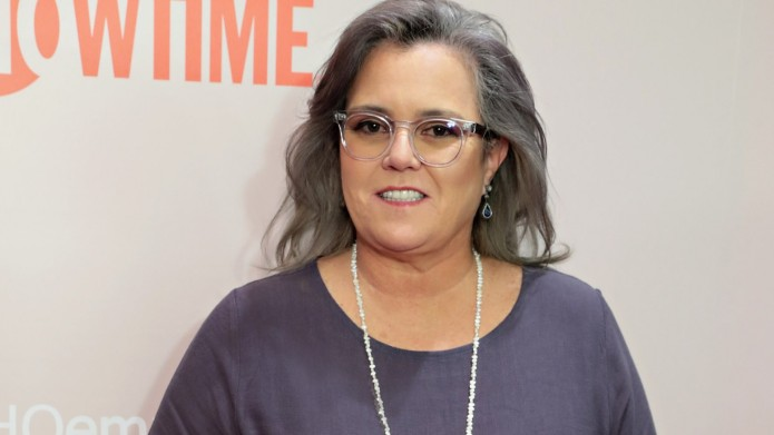 Rosie O'Donnell attends the Showtime Emmy