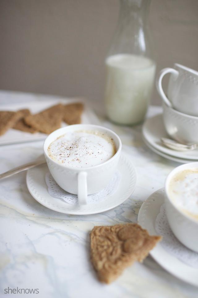 Gingerbread molasses steamer recipe 6