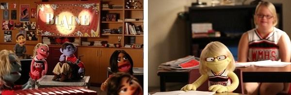 Glee Puppet Master Stills