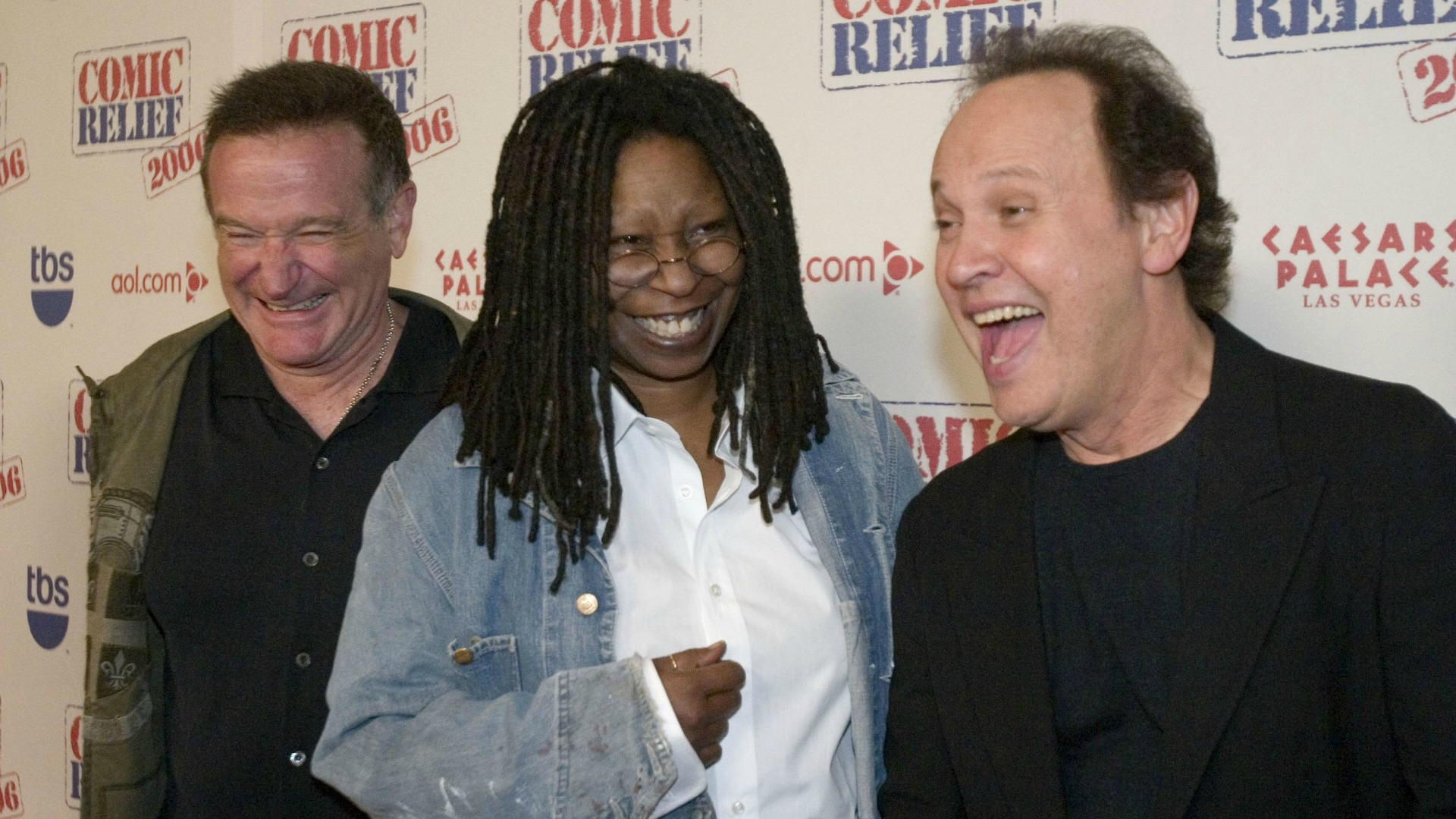 Billy Crystal and Whoopi Goldberg remember Robin Williams