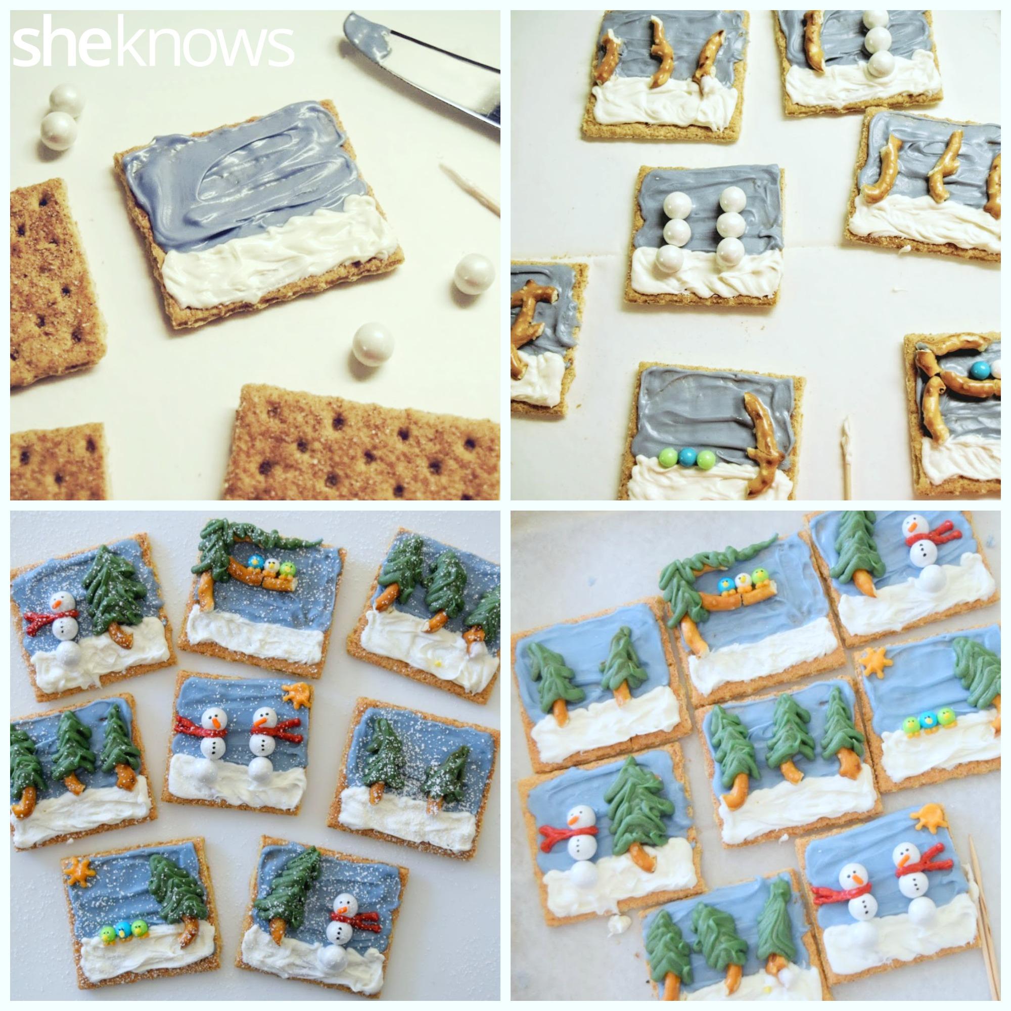 Graham-cracker-edible-treat