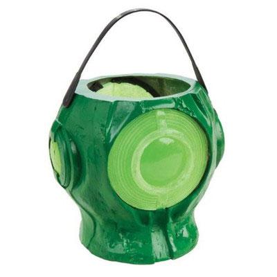 Green Lantern light-up treat pail