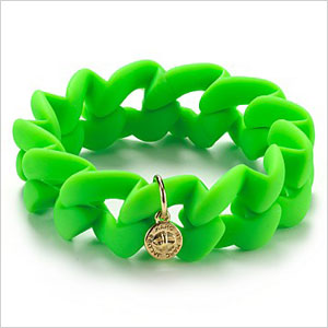 Bright Green bangle