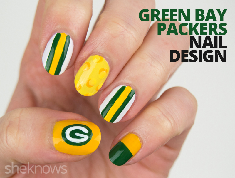 Green Bay Packers fan-icure