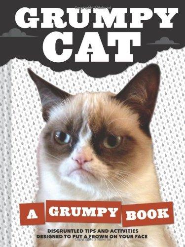 Grumpy Cat book gift