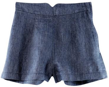 H&M linen shorts