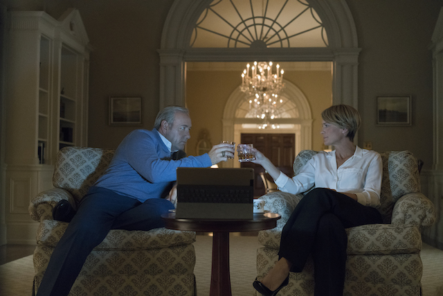House of Cards S5 Underwoods 2