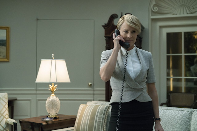 House of Cards S5 Claire Underwood