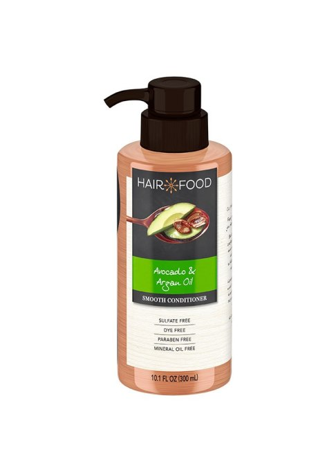 Hair Food Sulfate Free Smooth Conditioner with Avocado & Argan Oil