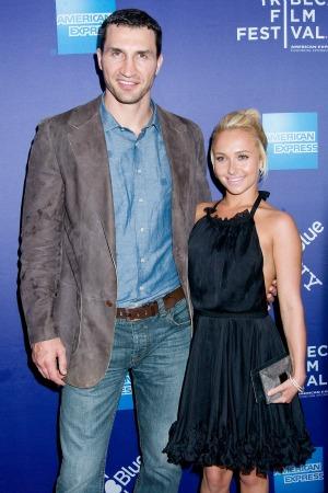 Is Hayden Panettiere Engaged To Wladimir Klitschko Sheknows