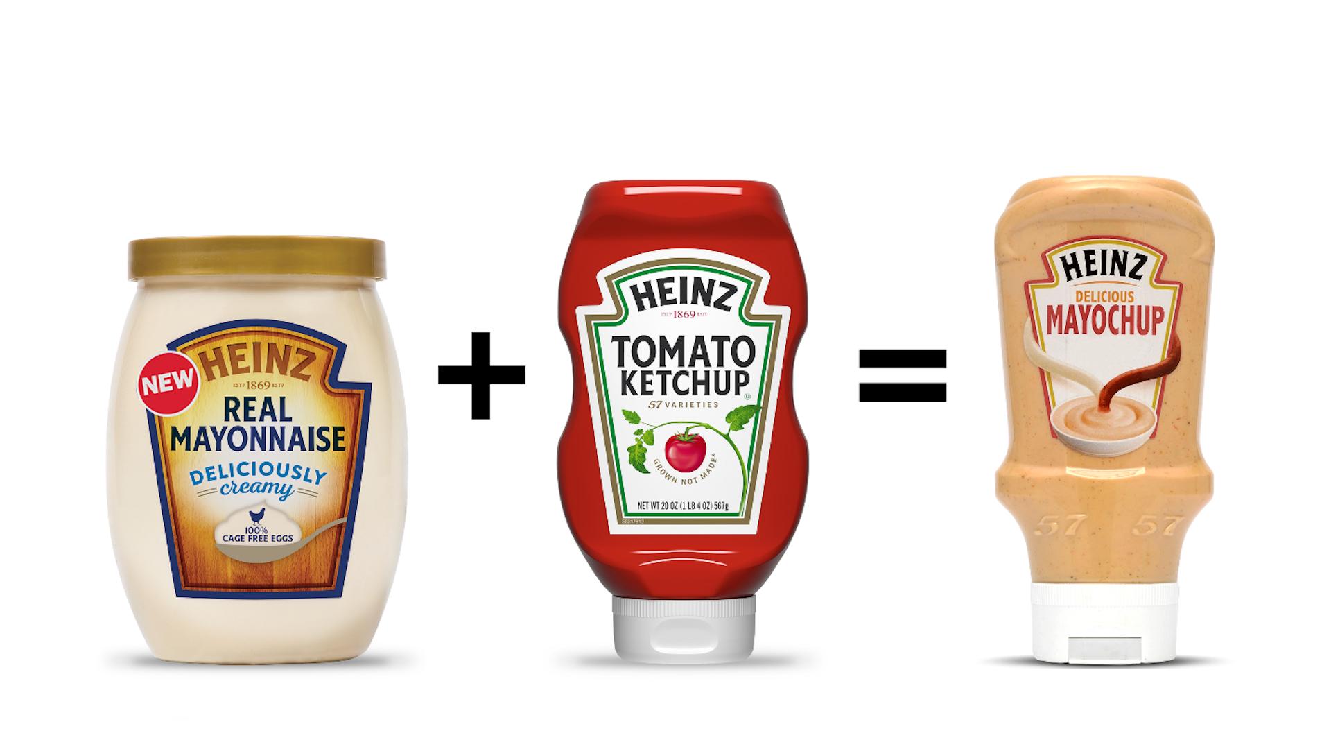 Mayochup Heinz