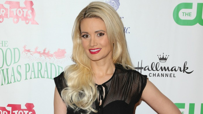 Attention boy moms: Holly Madison may