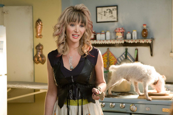 Lisa Kudrow is about to have a fit about these dogs