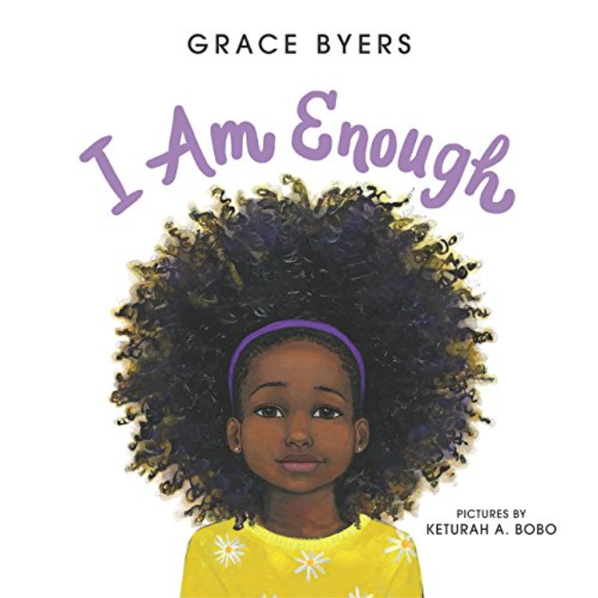 I Am Enough - Best Kids Books 2018
