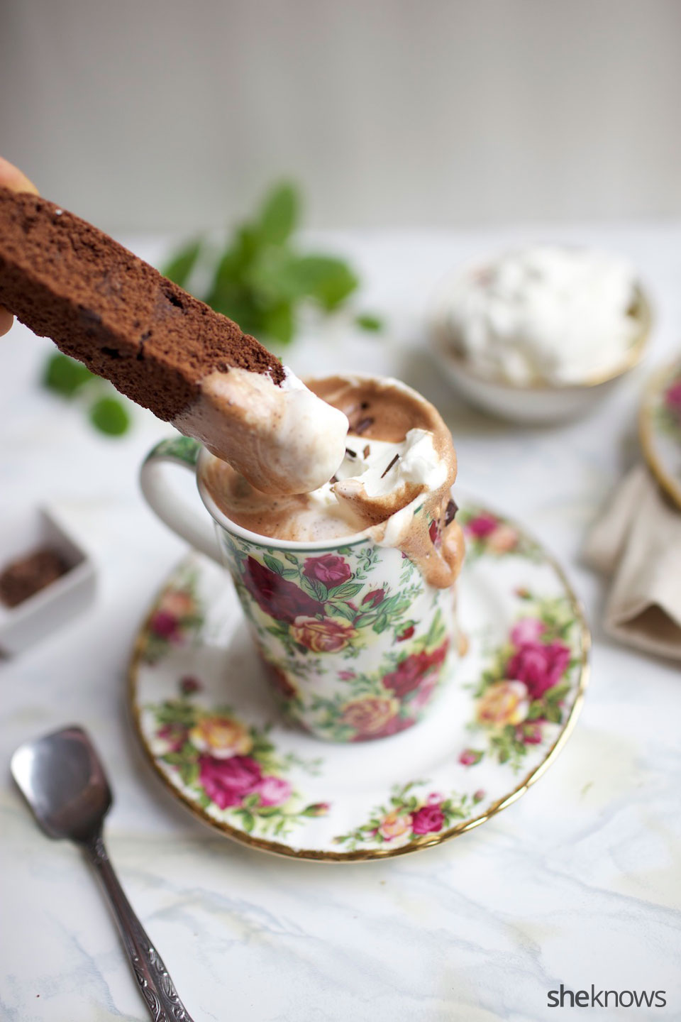 French Style Hot Chocolate 6